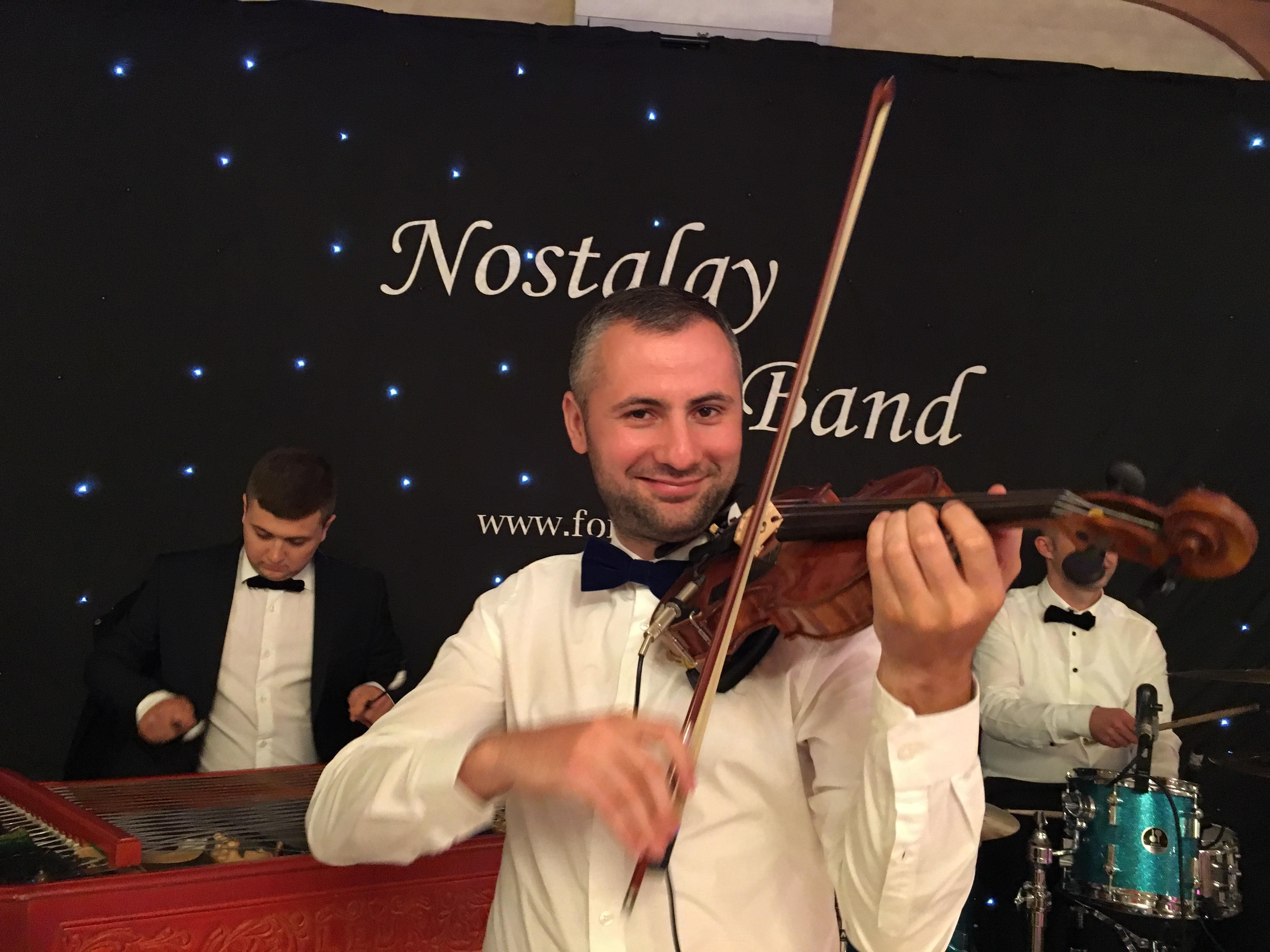 formatie nunta Nostalgy Taraf&Band- Brasoveanca 2016