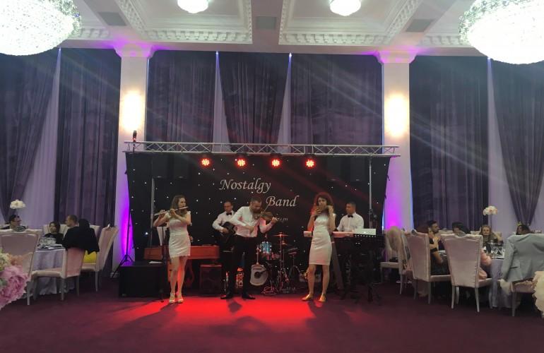 formatie nunta Nostalgy Taraf&Band Colaj rusesc 2016  formatie nunta
