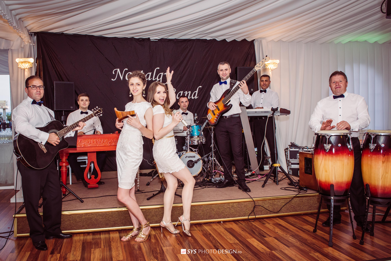 formatie nunta Nostalgy Band